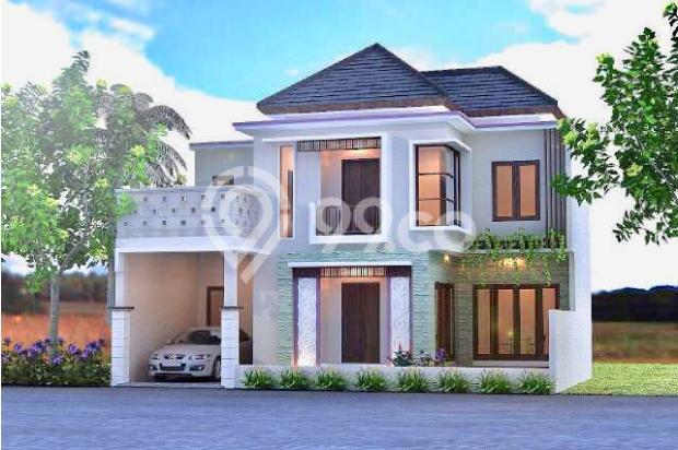 Disewa Rumah Konsep Villa 2 Lantai Nyaman di Sekar Tunjung Denpasar 17326958