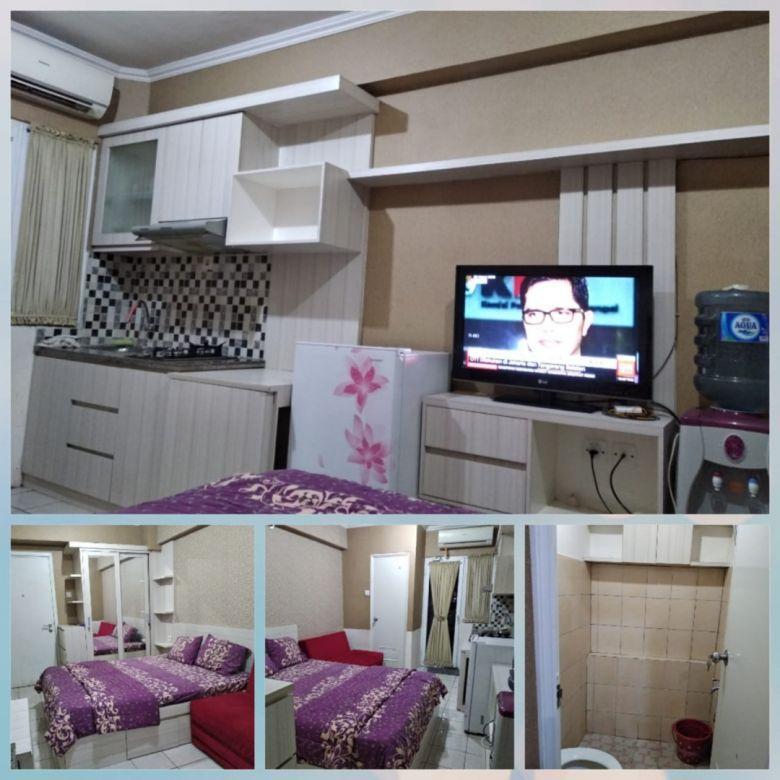 Disewakan apartemen HARIAN Green pramuka city