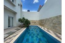 Rumah Cantik dan Baru 2 Lantai, Kavling Hankam Joglo