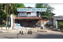 Dijual Rumah Hitung Tanah, Jl. Raya Kebon Jeruk