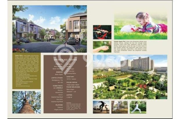 Dijual Rumah Strategis di Summarecon Serpong Culster Tesla Tangerang 6485764