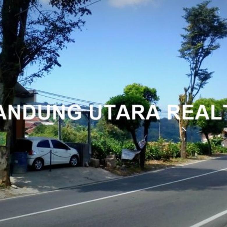 Ruko Minimalis strategis pinggir jalan raya Lembang dekat Farm House