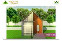 Rumah Baru Wang Village Menganti Gresik Bisa Cicil DP Ringan