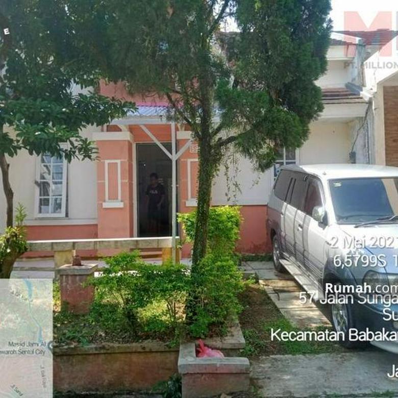 Rumah Cluster Taman Venesia Sentul City, Bogor