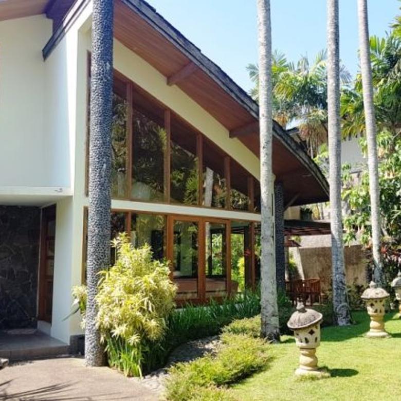 vila asri lokasi kawasan wisata cocok untuk guesthouse
