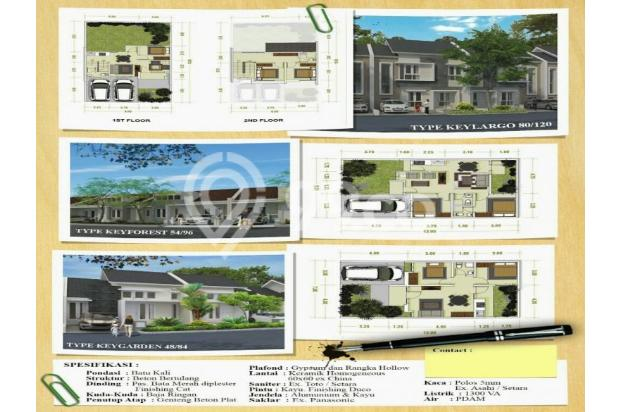 Dijual rumah siap huni di cibinong bogor 13128889