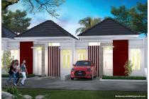 Bisa KPR rumah cantik murah di Jogja