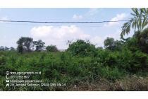 Dijual Tanah Strategis Luas 16300 m2 di Jln Soekarno Hatta Palembang