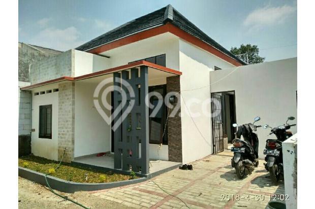 Rumah dijual di Bogor Utara strategis 17794434
