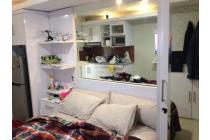 Jual Cepat Apartemen Kalibata City Green Palace,studio Full Furnish
