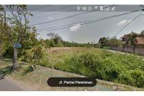 Tanah dijual di Bali 34 are,Pererenan dkt Canggu,Kerobokan,Echo beach