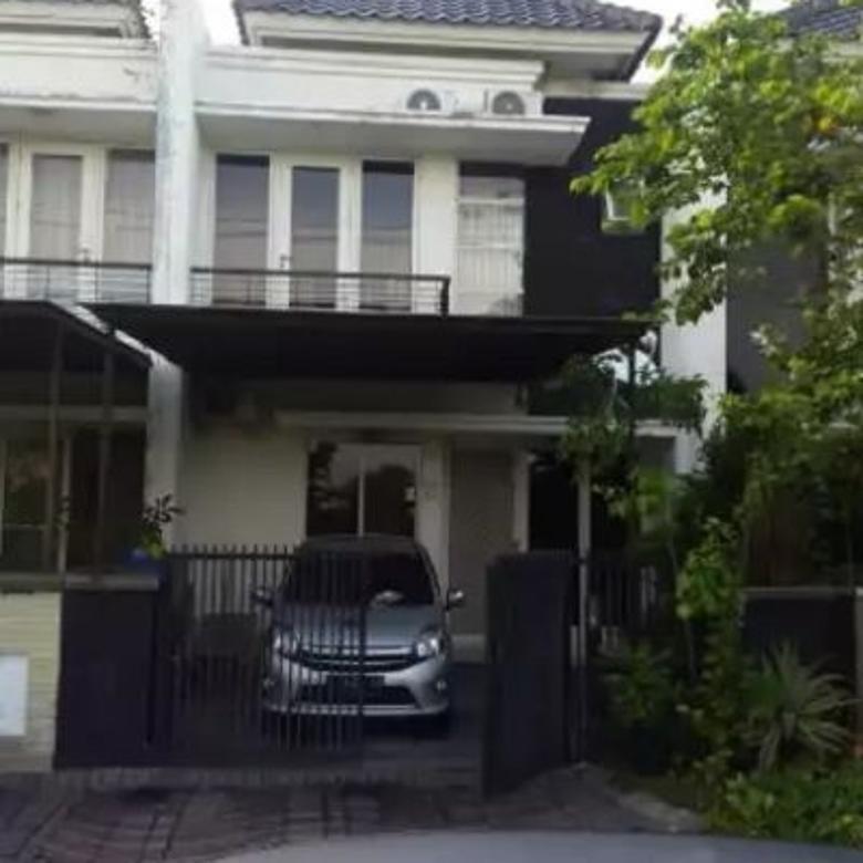 Rumah Minimalis 2Lantai Pakuwon City Lokasi Strategis