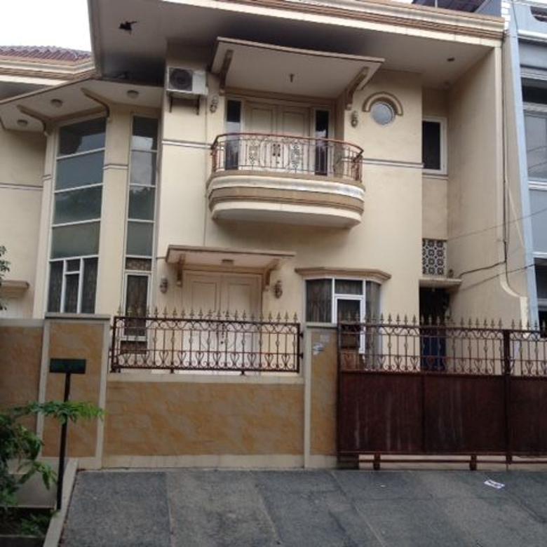 Rumah Jl Pluit Karang Asri Muara Karang Hook Semi Furnished