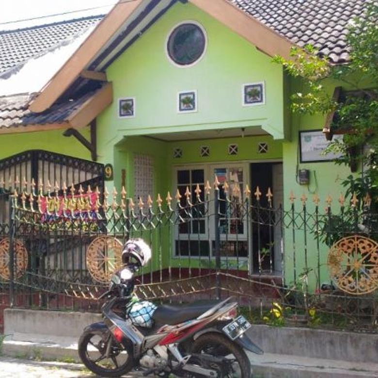 Rumah siap huni Timoho Asri, Jogja, LT 148 m, full bangunan