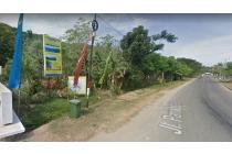 Tanah dijual bayPass Kuta Mandalika Resort Lombok