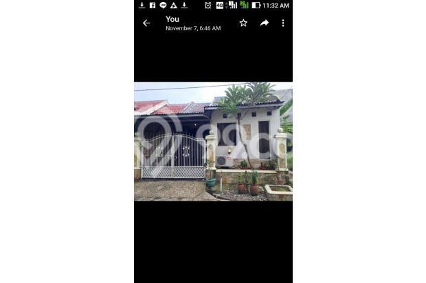 Rumah dijual di Graha Raya Bintaro, Tangerang 1,25M nego 17824898