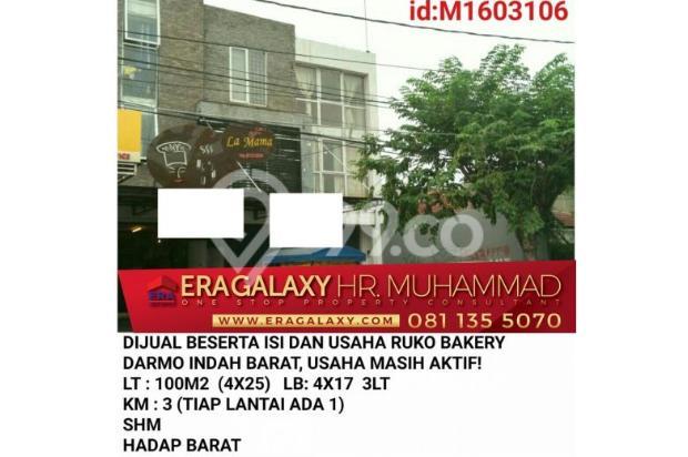 Ruko Bakery Masih Aktif Darmo Indah Barat! 10243009