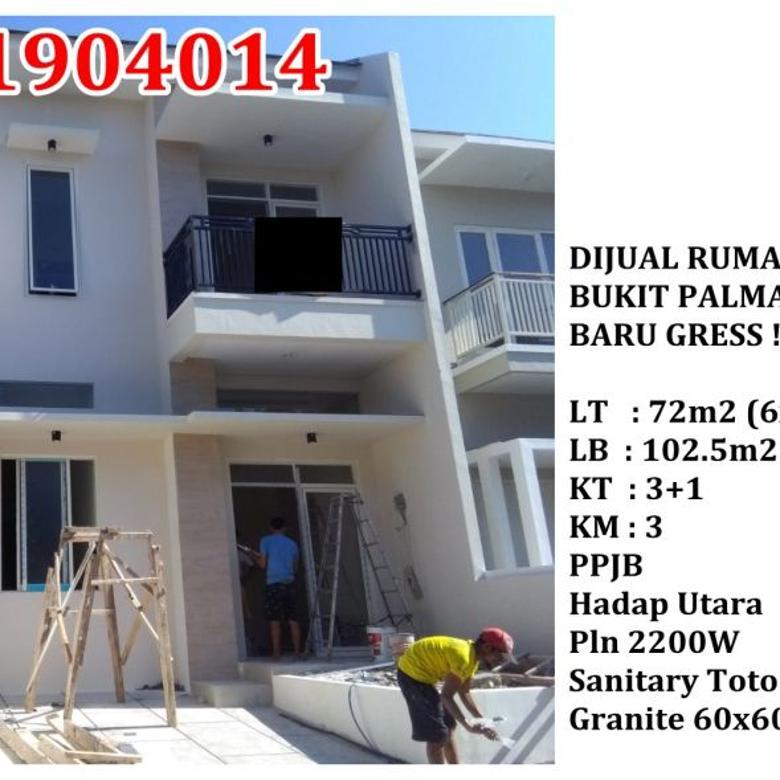 Dijual Rumah Bukit Palma Citraland Dkt Pakal Benowo Tandes