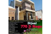 Dijual Rumah Mewah Istimewa 2 Lantai di Purbayan, Sukoharjo