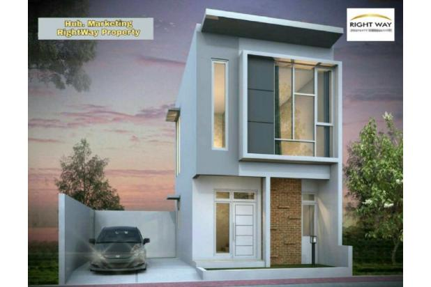 Rp503jt Rumah Dijual