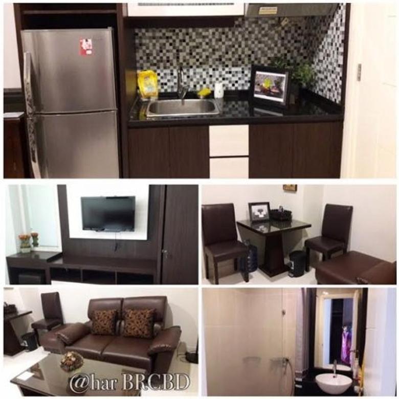 Apartement Trillium 1BR Full Furnished