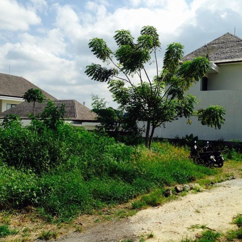 Tanah luas 450m2 di daerah wisata Canggu, Bali
