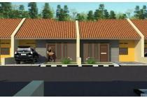 Rumah murah type 45/70 Rancamanyar Bandung selatan