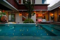 Villa For leasehold up to January 2046 [cocok untuk investasi )
