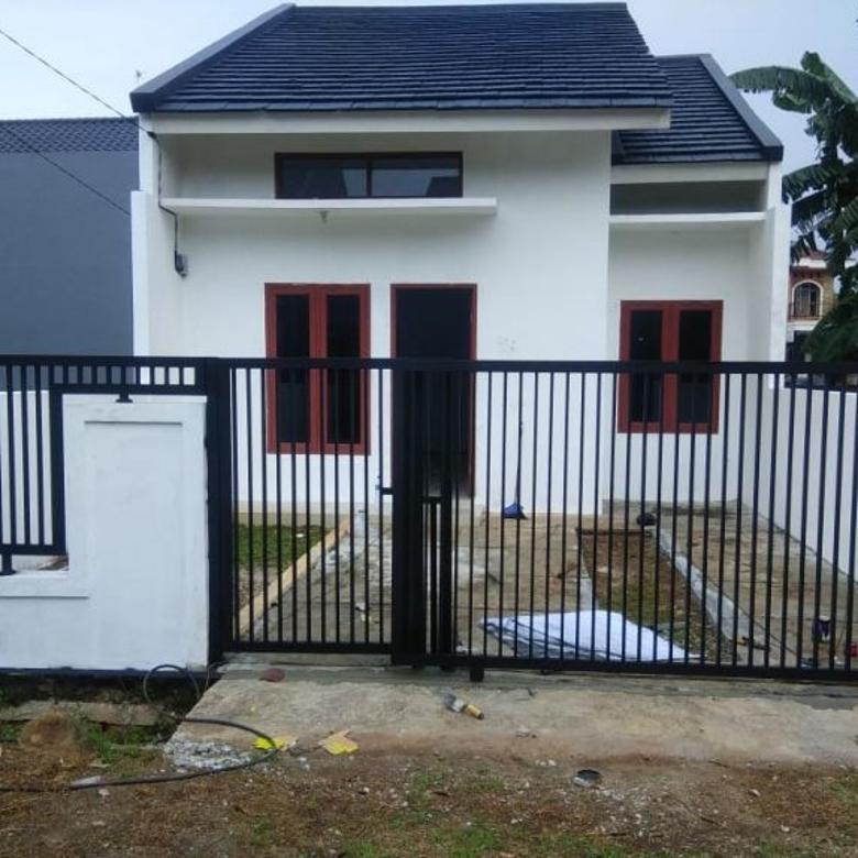 Rumah di Jatiluhur Jatiasih Bekasi,Tanah Luas Lokasi Strategis