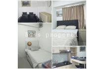 Disewakan khusus apartemen Bassura City, tower Flamboya lt.17 type 2kmr Ful