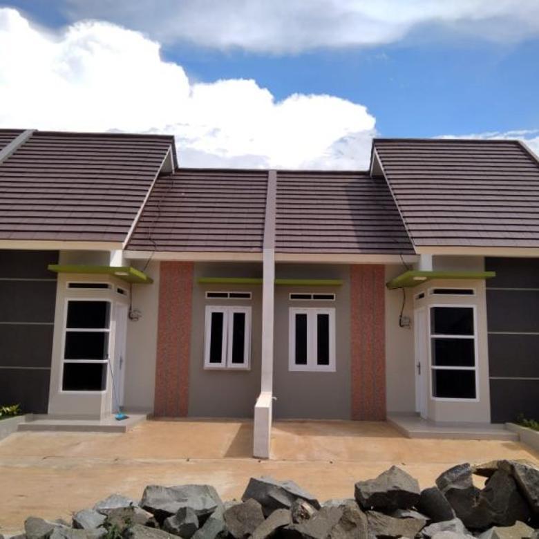 Rumah Siap Huni Cluster Dealova Mahaka
