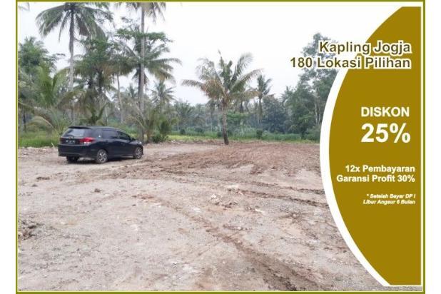 Rp210jt Tanah Dijual