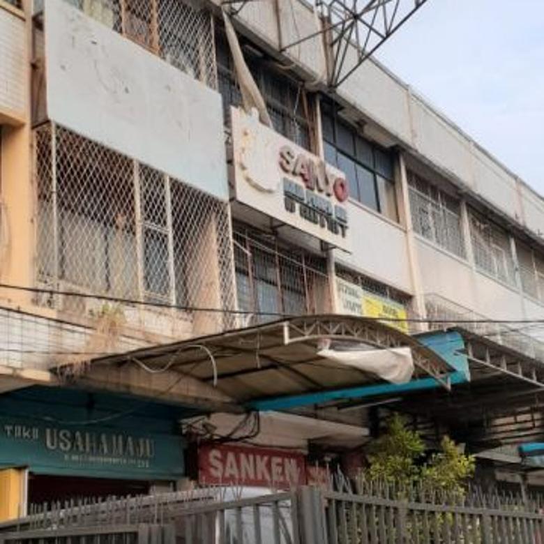 Ruko dijual Ciledug Raya Mencong 3 Lantai Lokasi Strategis