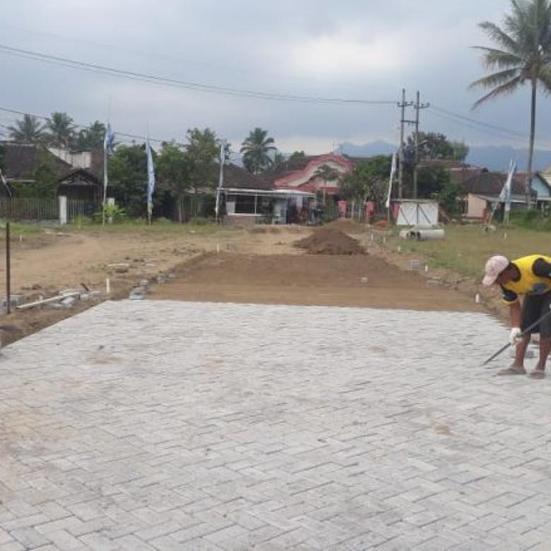 Tanah kavling murah dan strategis di Djati Land Pakis Malang