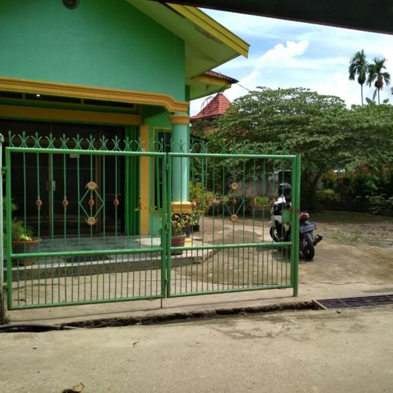 Dijual Rumah 2 Lantai Dekat Jambi Expres