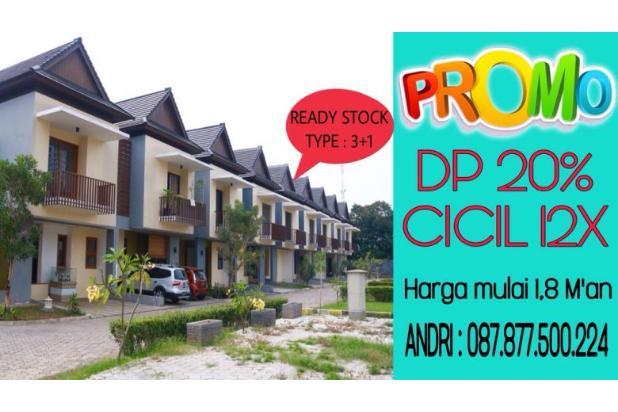 DP 20% CICIL 12X BSD, Serpong, Tangerang 20765965