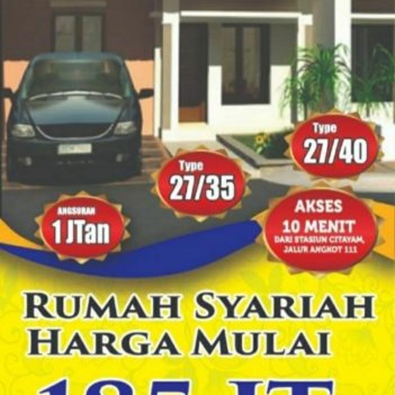Perumahan Syariah New Country Residence Tajurhalang Citayam