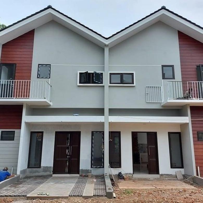 Rumah Siap Huni di Jatiasih Bekasi Full Bata Merah 2 Lantai