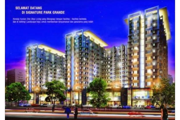Apartment di Jln.MT.Haryono-Gatot Subroto 1033771