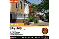 Rumah 2 Lantai Dekat Padepokan Seni Bagong Kussudiarja Bantul