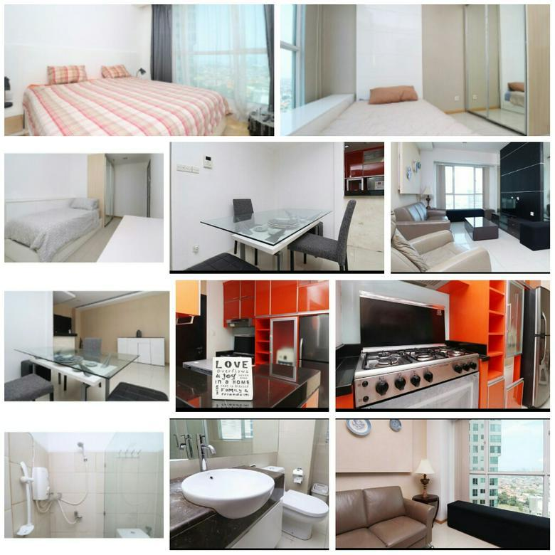 Apartemen Gandaria Heights hoek murah luas