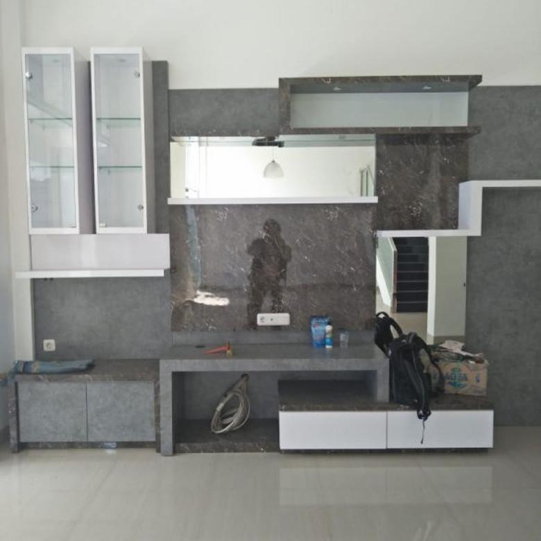 Jual rumah baru lux minimalis di komplek batununggal estate