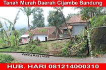 Jual Tanah Murah Daerah Cijambe Ujungberung Bandung Timur