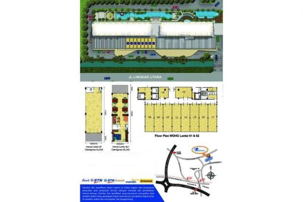 kantor dan rumah (WOHO) Metropolitan Park Bekasi 12746421