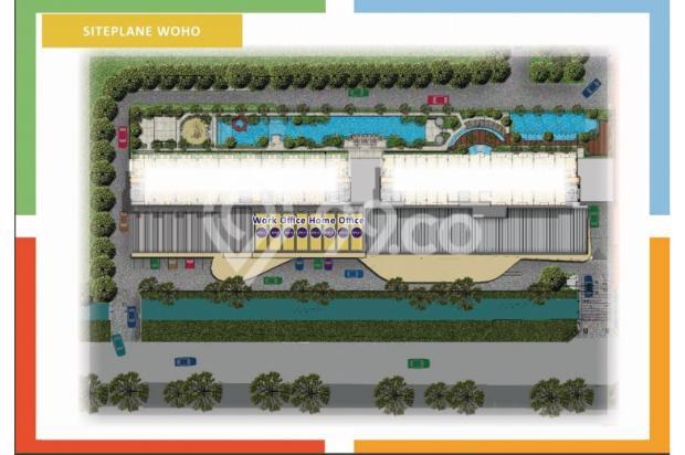 kantor dan rumah (WOHO) Metropolitan Park Bekasi 12746458