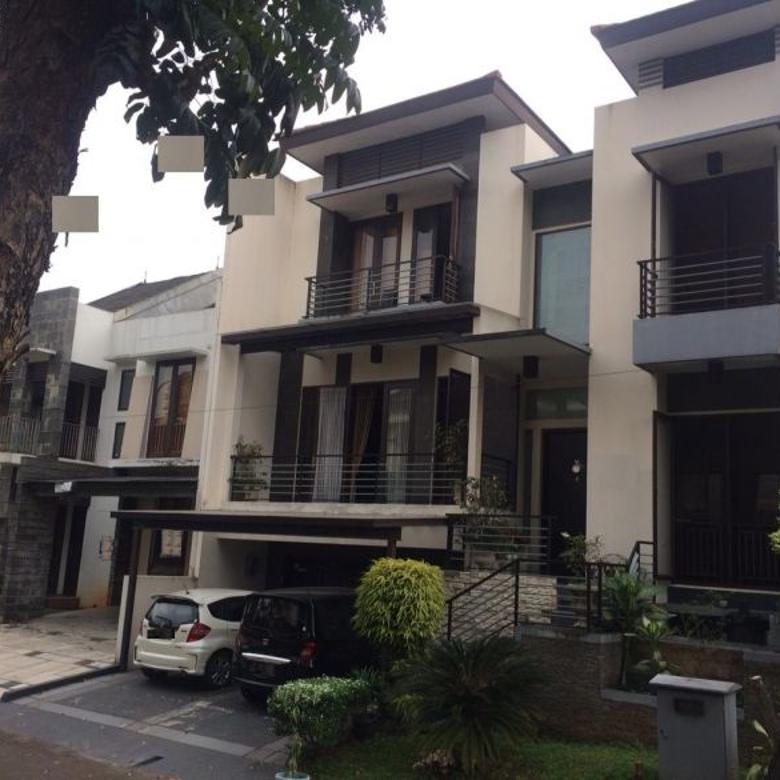Rumah mewah dalam dalam Cluster disenayan bintaro sektor 9