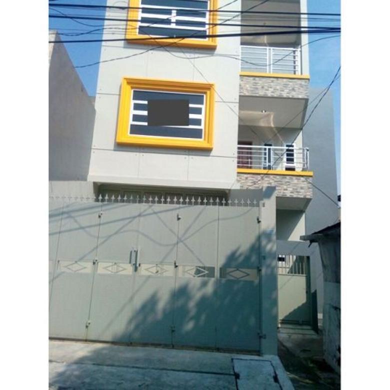 Rumah Baru (5 X 17) Di Kemayoran Lokasi Strategis MP3073JS