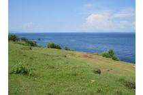 Beach front land for sale in seraya beach karang asem bali
