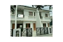 Rumah Baru 2 Lt di Jatiwarna Bekasi, Akses Bagus dekat tol Bambu Apus