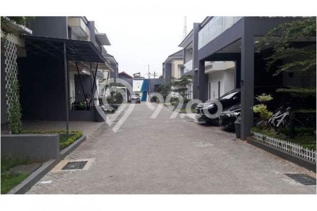 Dijual rumah dalam cluster hanya 6 unit, Lokasi strategis harga muraH 12397381